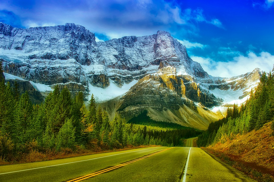 mountain of Canada